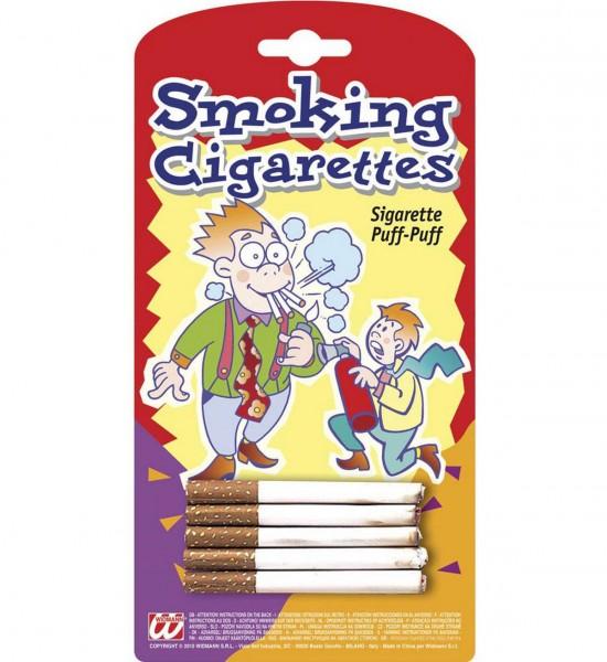 Puff-Puff Zigarette 5er Set