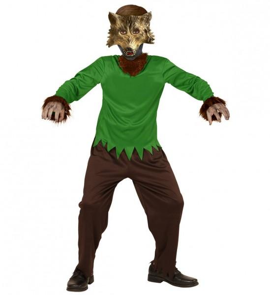 Werwolf ° Jacke, Hose, Maske