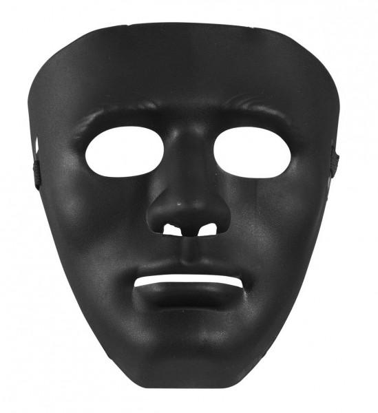 Anonymous Maske ° Schwarz