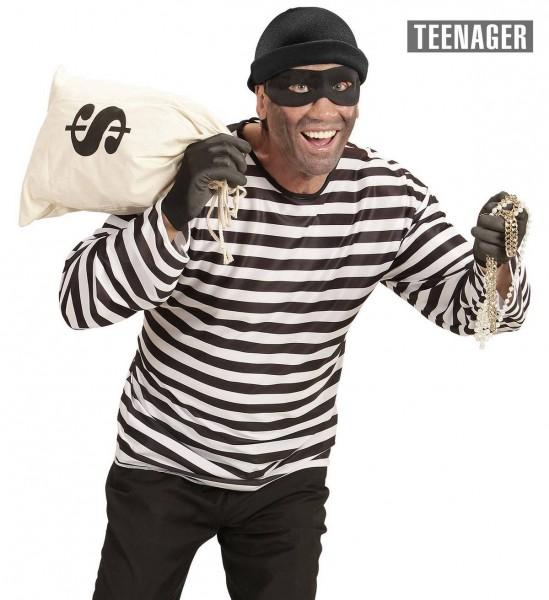 Dieb ° Shirt, Kappe, Augenmaske ° 164
