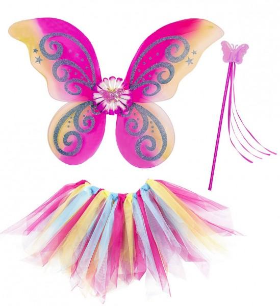 Magic Fairy ° Tütü, Flügel, Feenstab