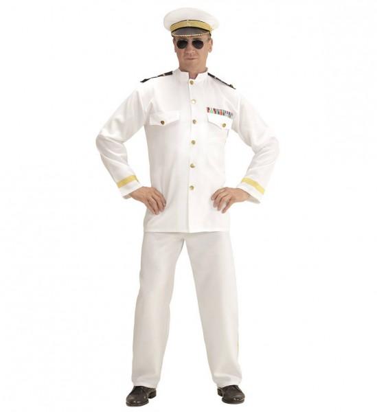 Navy Captain ° Jacke, Hose, Hut